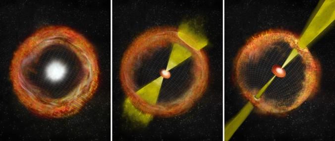 Engine Driven Supernovae